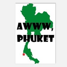 Phuket Postcards (Package of 8)