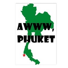 Phuket.png Postcards (Package of 8)
