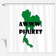Phuket Shower Curtain