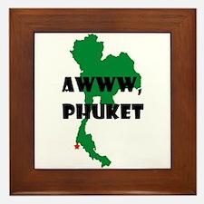 Phuket Framed Tile