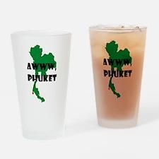 Phuket Drinking Glass