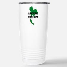 Phuket Stainless Steel Travel Mug