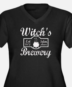 WitchsBrewerydark Plus Size T-Shirt