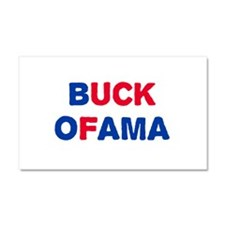 Anti-Obama Car Magnet 20 x 12