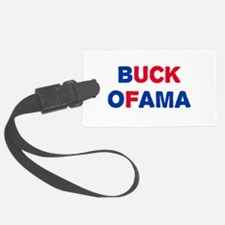 Anti-Obama Luggage Tag