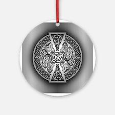 Celtic Dragons Ornament (Round)