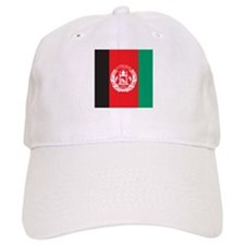 Afghanistan Flag Baseball Cap