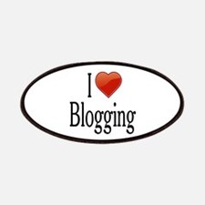 I Love Blogging Patches