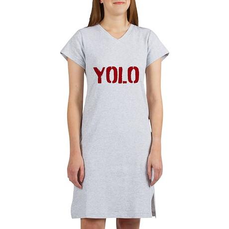 YOLO Women's Nightshirt