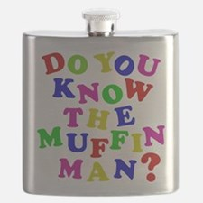 Do you now the Muffin Man? Flask