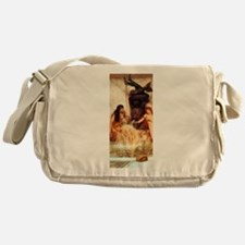 Alma-Tadema - Strigils & Sponges Messenger Bag