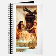 Alma-Tadema - Strigils & Sponges Journal
