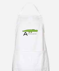 A is for Alligator Apron