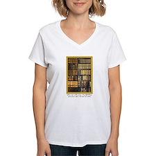 bookshelf3e_blkt T-Shirt