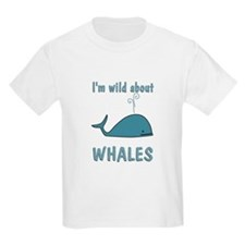 Wild About Whales T-Shirt