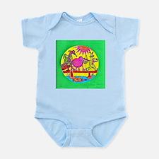 Zoo Bridge Infant Bodysuit