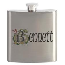 Bennett Celtic Dragon Flask