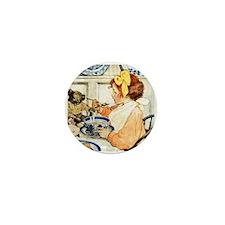 Breakfast Buddies Mini Button (10 pack)