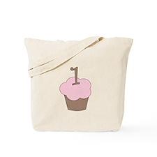 First Cupcake Tote Bag