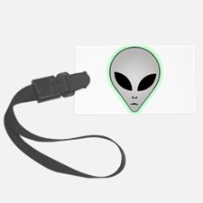Alien Luggage Tag