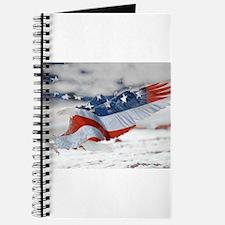 Cute Usa flag Journal