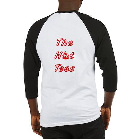 The Hot Tees Baseball Jersey