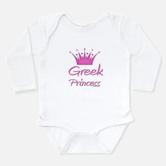 Greek Princess Body Suit