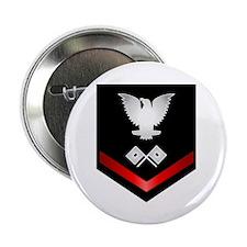 "Navy PO3 Signalman 2.25"" Button"