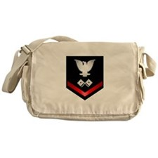 Navy PO3 Signalman Messenger Bag