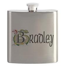 Bradley Celtic Dragon Flask
