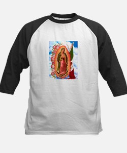 Virgen de Guadalupe - Mexican Flag Tee