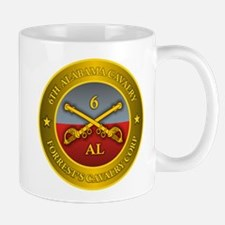 6th Alabama Cavalry Mug