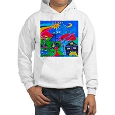 Playing in the Sun Hoodie