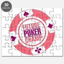 Future Poker Champ Puzzle