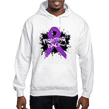 Fighting Back Cystic Fibrosis Hoodie