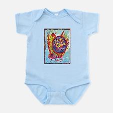 Pregnant Turkeys Infant Bodysuit