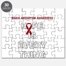 Hope for aneurysm awareness Puzzle