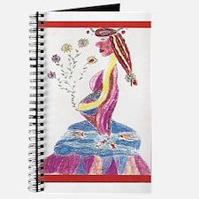 Pregnant Mermaid Journal