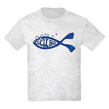 Scuba Fish Blues T-Shirt