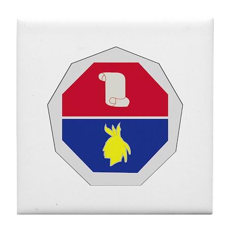 DUI - 98th Infantry Division Tile Coaster