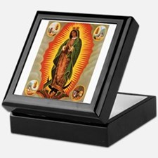Guadalupe Keepsake Box