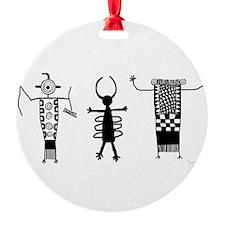 Anthropomorphs II Ornament