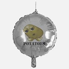 Potatoes Balloon