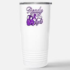 Ready Fight Cystic Fibrosis Travel Mug