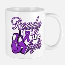 Ready Fight Cystic Fibrosis Mug