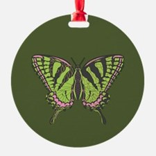 Celtic Swallowtail Ornament