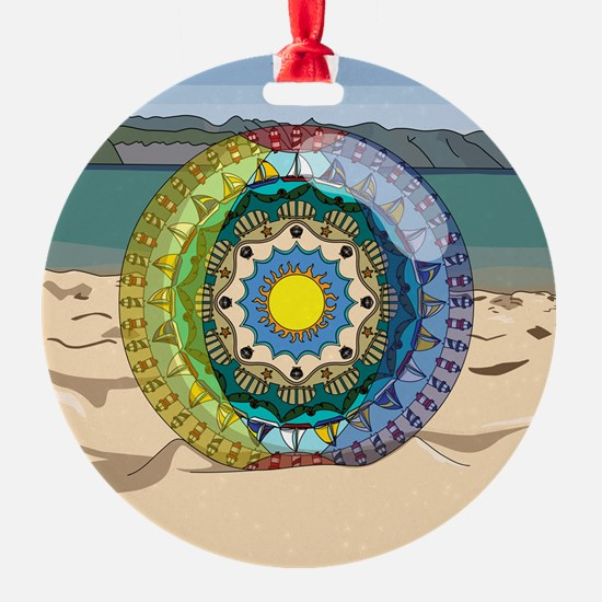 Summer Sunshine Ornament