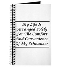 Schnauzer Convenience Journal