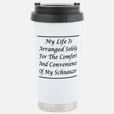 Schnauzer Convenience Travel Mug
