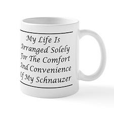 Schnauzer Convenience Mug
